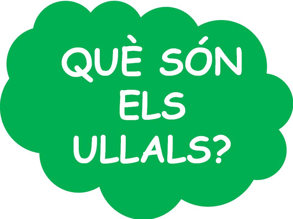 Què són els Ullals? Com ho explicaríem a algú