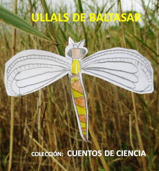 Portada del llibre que recull la col·lecció de contes de ciències sobre les plantes i els animals dels Ullals